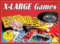 XL. 200 игр+шахматы+рулетка